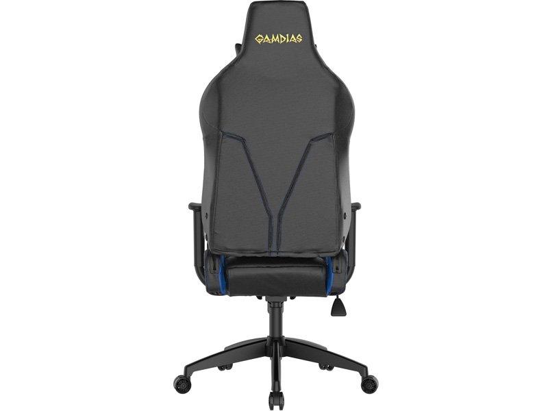 Gamdias Achilles E2-L Gamer Szék Fekete/kék