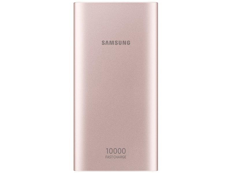 Samsung külső akkumulátor 10000mAh Type-C (EB-P1100CPEGWW) Pezsgő-arany