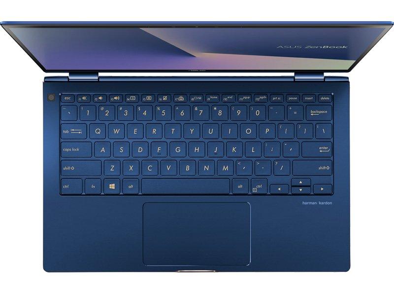 Asus ZenBook Flip 13 UX362FA (UX362FA-EL076T) királykék