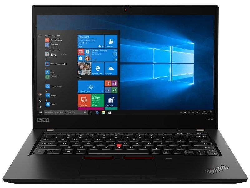 LENOVO ThinkPad X390 Yoga (20NN002FHV) Fekete