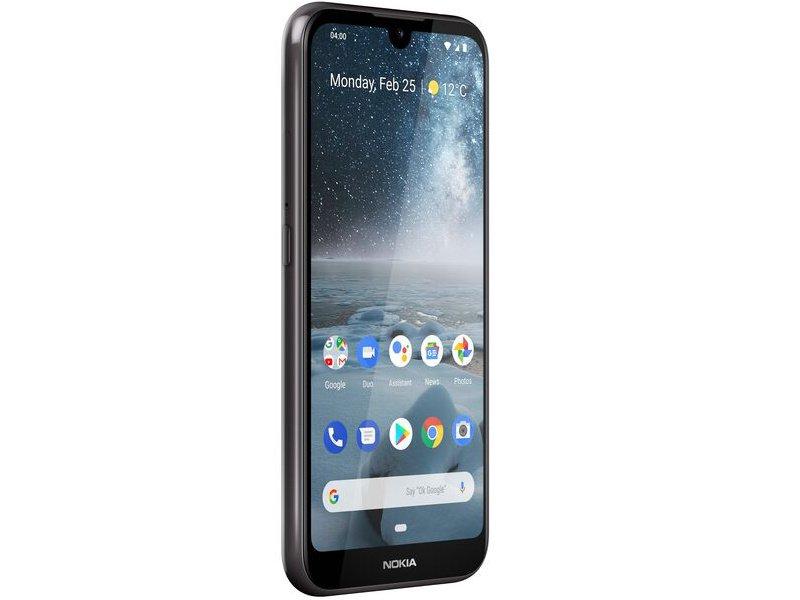 Nokia 4.2 Dual-Sim 32GB (6438409031297) fekete