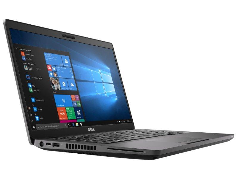 Dell Latitude 14 5400 (N048L540014EMEA) Fekete