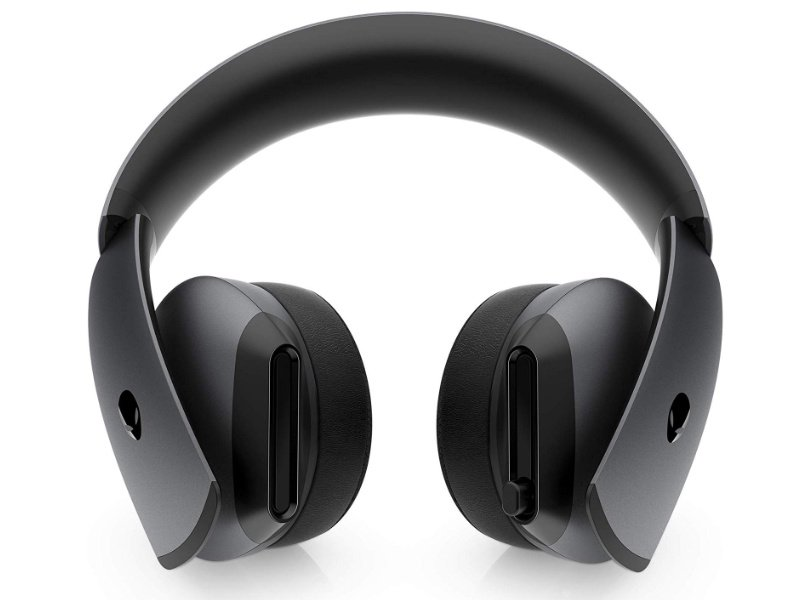 DELL Alienware Gaming AW510H 7.1 headset (545-BBC) Fekete