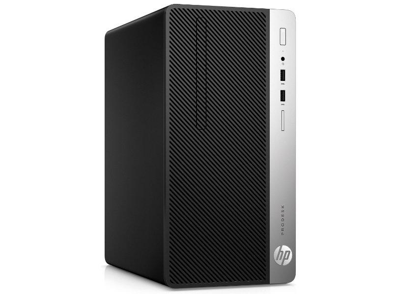 HP ProDesk 400 G6 Mikro-Torony (7EL65EA) Fekete