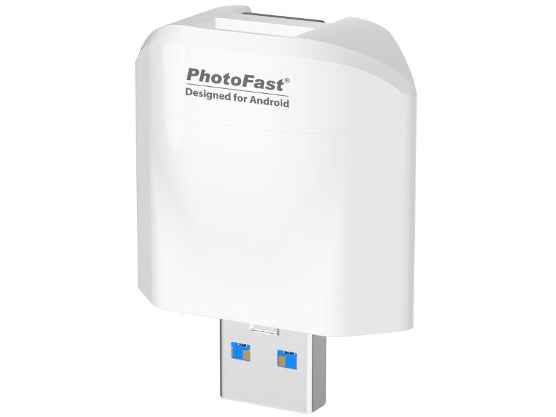 PHOTOFAST Photocube A - Android backup megoldás