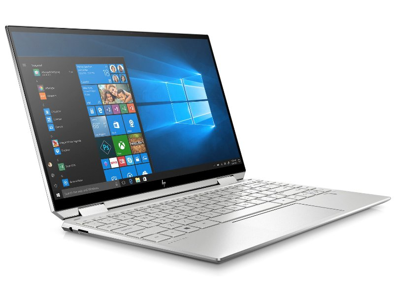 HP Spectre x360 13-aw0003nh (8BR85EA) ezüst