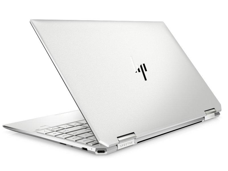 HP Spectre x360 13-aw0000nh (8BL05EA) ezüst