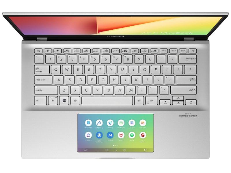 Asus VivoBook S14 S432FA (S432FA-EB001T) Ezüst