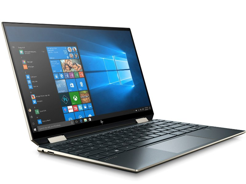 HP Spectre x360 13-aw0002nh (8BQ52EA) Kék