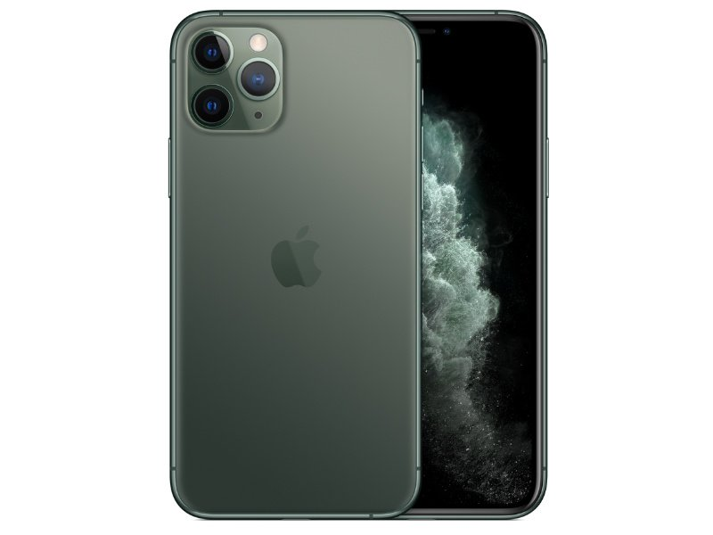 APPLE iPhone 11 Pro 64GB (MWC62GH/A) éjzöld