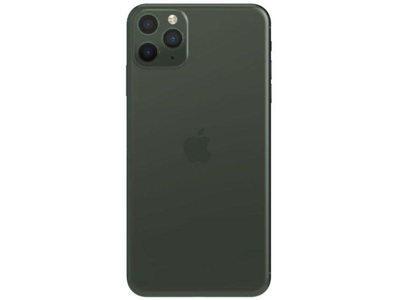 APPLE iPhone 11 Pro Max 64GB (MWHH2GH/A) éjzöld