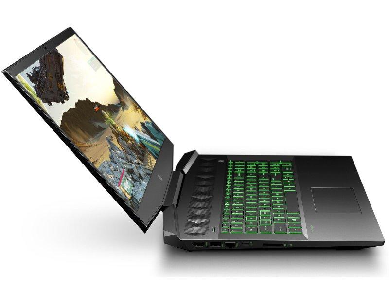 HP Pavilion Gaming 15-ec0014nh (9HF69EA) Fekete
