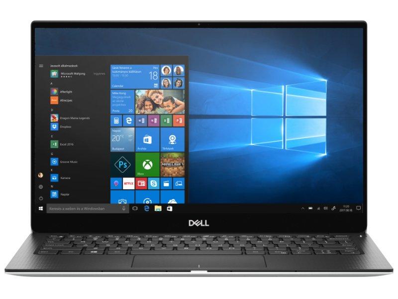 Dell XPS 13 7390 (7390FI7WA2) Ezüst