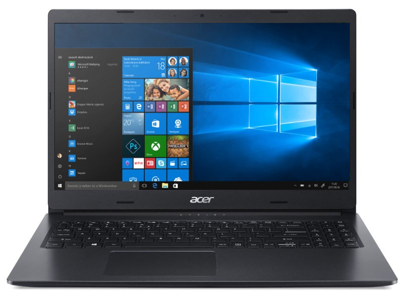 Acer Aspire 3 A315-55KG-37CD (NX.HEHEU.024) fekete