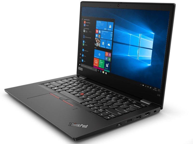 LENOVO ThinkPad L13 (20R30005HV) Fekete