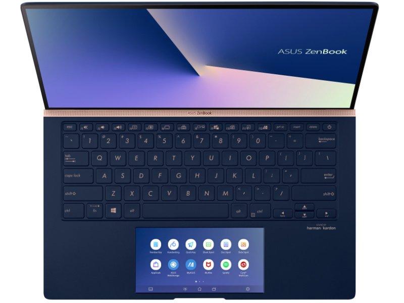 ASUS ZenBook 14 UX434FAC (UX434FAC-A5106T) Királykék