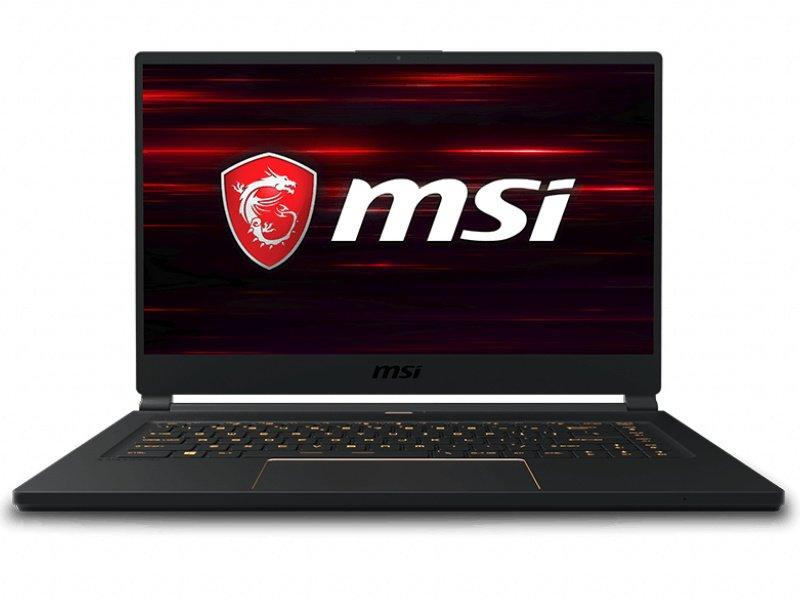 MSI GS65 Stealth 9SE (9S7-16Q411-1627HU) fekete