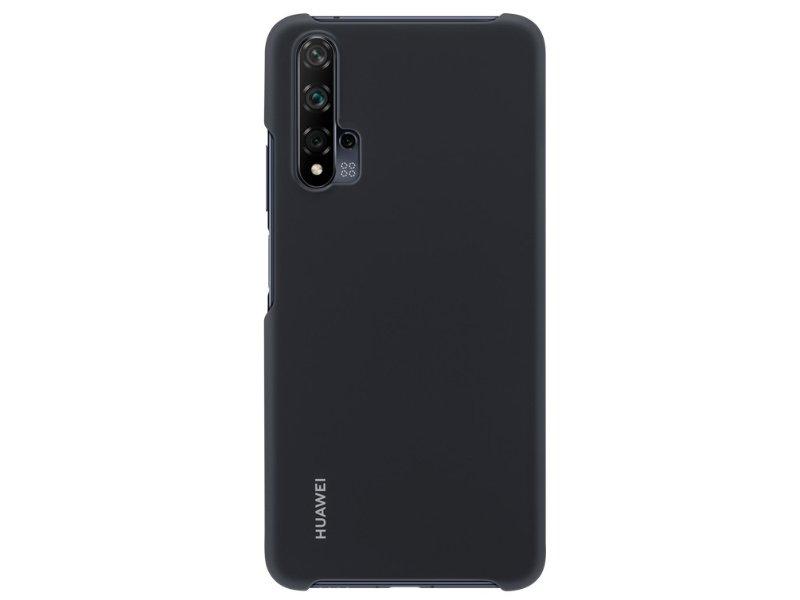 Huawei Nova 5T PC Protective védőtok (51993761) fekete