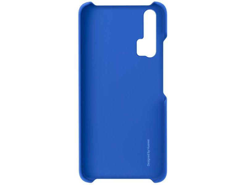 Huawei Nova 5T PC Protective védőtok (51993762) kék