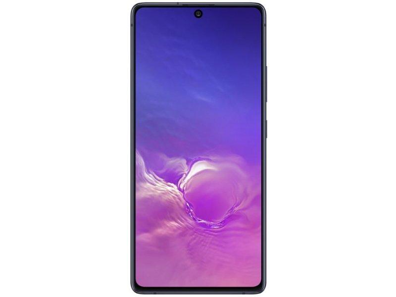 SAMSUNG Galaxy S10 Lite 128GB Dual-SIM (SM-G770FZKDXEH) fekete