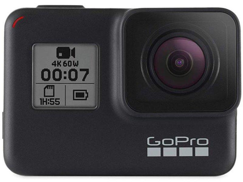 GoPro HERO7 Black Akciókamera (CHDHX-701-RW)