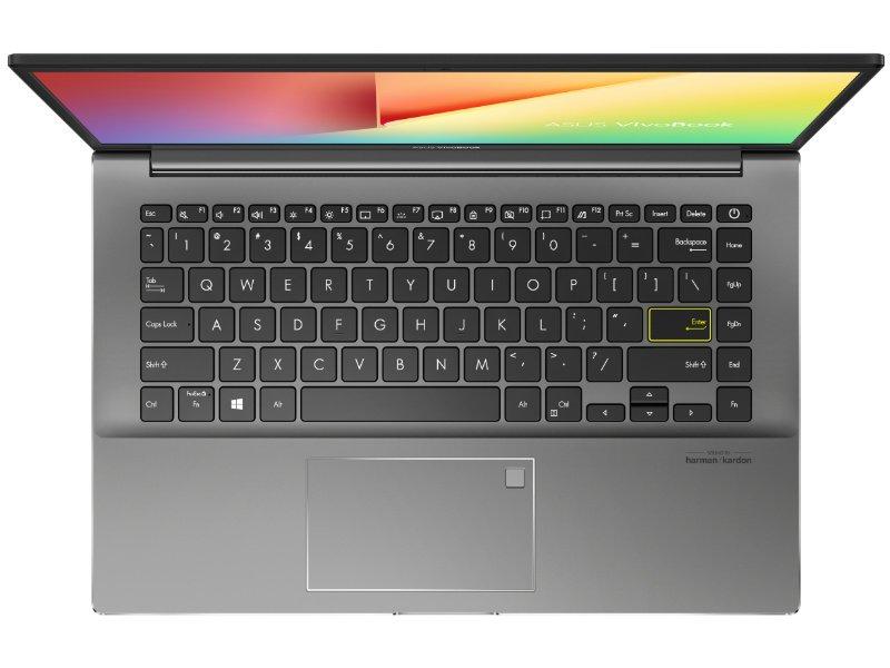 ASUS VivoBook S14 S433FL (S433FL-EB077T) Lázadó fekete