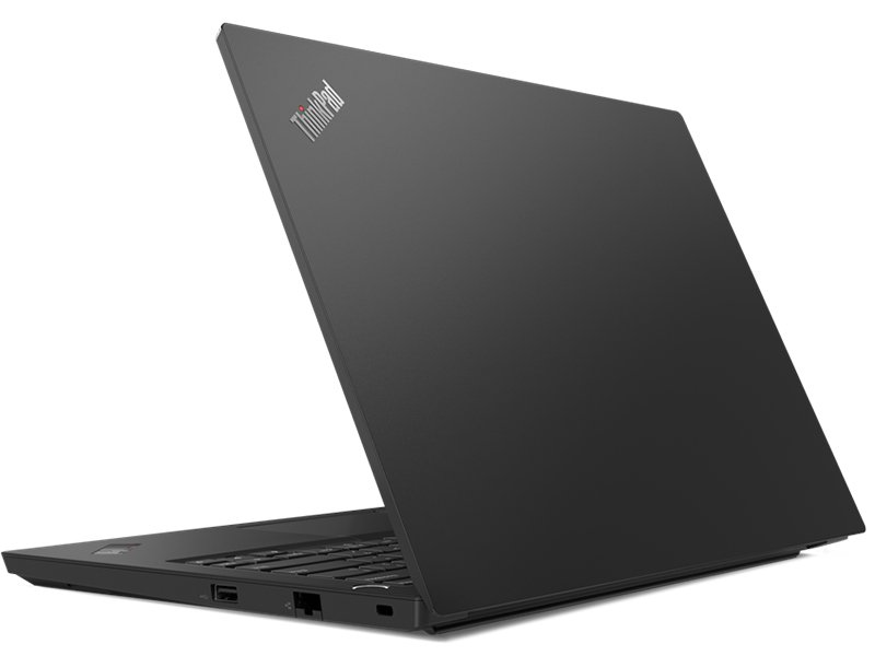 LENOVO ThinkPad E14 (20RA002SHV) Fekete