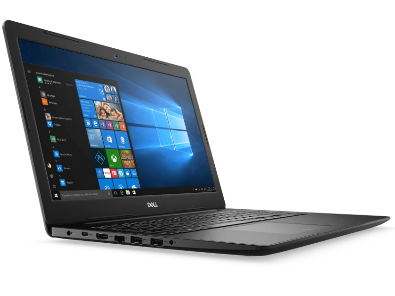 Dell Inspiron 15 3593 (3593FI5WE1) Fekete