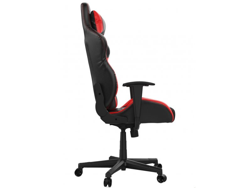 Gamdias Zelus E1-L Gamer Szék Fekete-Piros