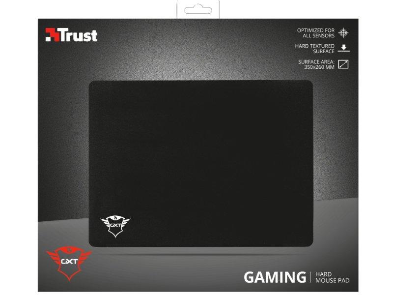 Trust GXT 204 Hard Gamer egérpad - L (20423) Fekete