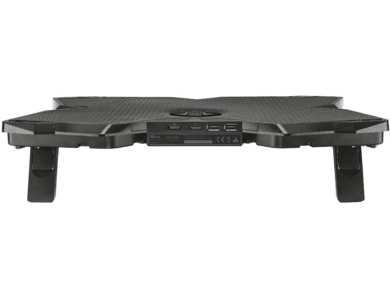 Trust GXT 278 Yozu Notebook Gamer hűtőpad (20817)