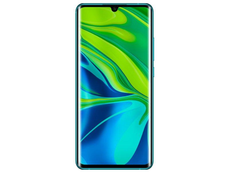 XIAOMI Mi Note 10 Dual-Sim 128GB (MZB8609EU) Hajnal zöld