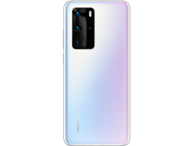 Huawei P40 Pro Dual-Sim 256GB App Gallery (51095EXN) Fehér
