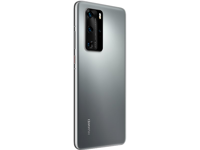Huawei P40 Pro Dual-Sim 256GB App Gallery (51095CAL) ezüst