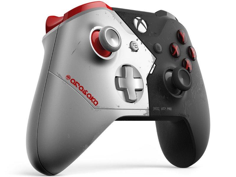 Xbox One Vezeték Nélküli Kontroller Cyberpunk 2077 Limited Edition