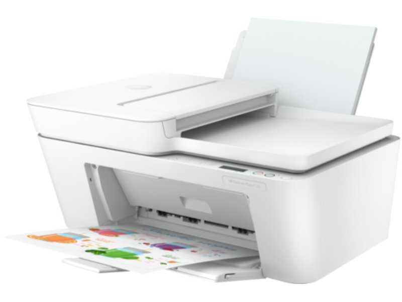 HP DeskJet Plus 4120 (3XV14B) All in One Színes Tintasugaras Nyomtató - HP Instant Ink ready