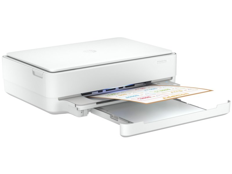 HP DeskJet Plus Ink Advantage 6075 (5SE22C) All in One Színes Tintasugaras Nyomtató