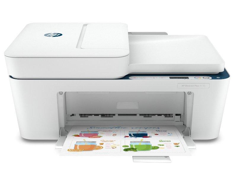 HP DeskJet Plus 4130 (7FS77B) All-in-One nyomtató - HP Instant Ink ready
