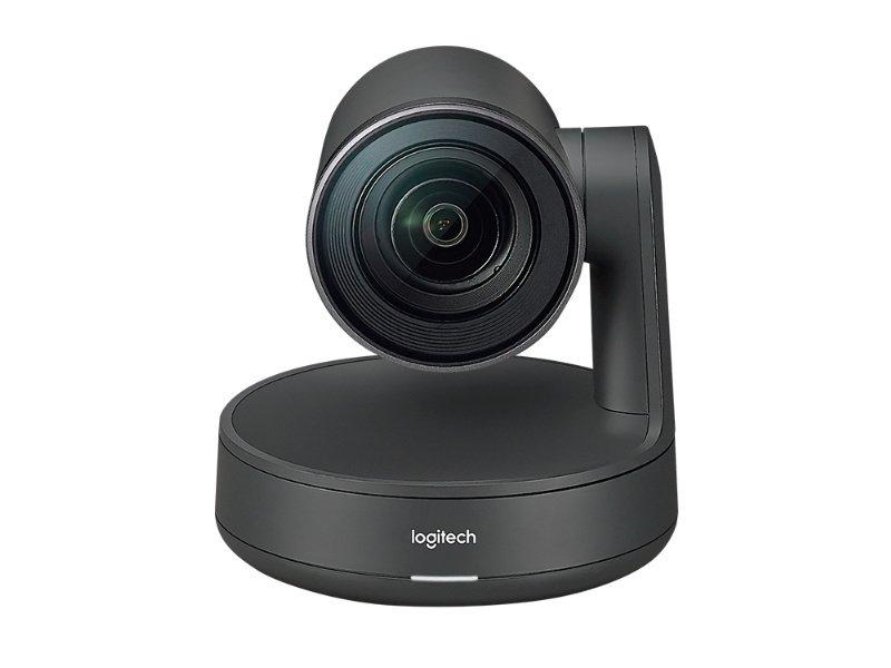 Logitech RALLY PLUS ULTRA-HD konferencia kamera (960-001224) Fekete