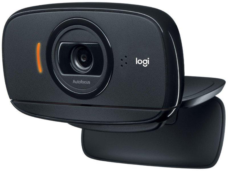 Logitech C525 HD Webkamera (960-000996)