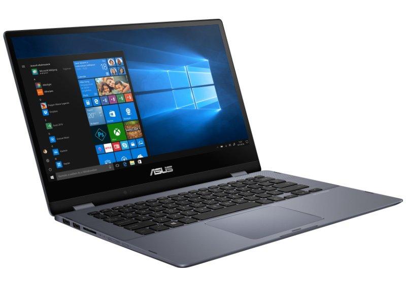 Asus VivoBook Flip 14 TP412 (TP412FA-EC473T) Csillagszürke