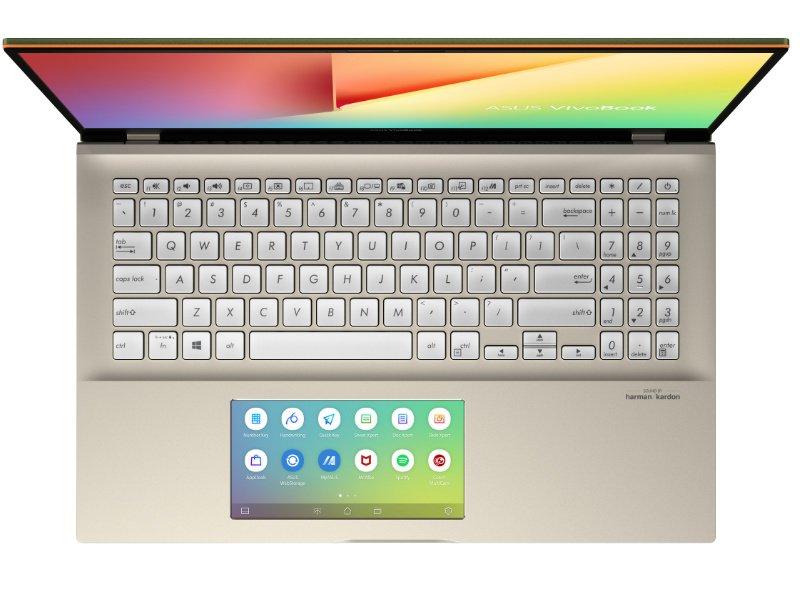 ASUS VivoBook S15 S532FL (S532FL-BN337T) Mohazöld