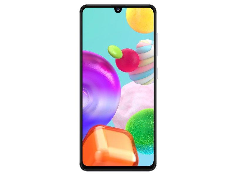 Samsung Galaxy A41 Dual-Sim 4GB/64GB (SM-A415FZWDEUE) fehér