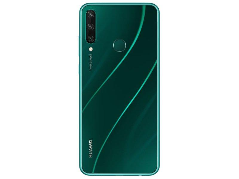 Huawei Y6P Dual-Sim 3GB/64GB  App Gallery, smaragdzöld
