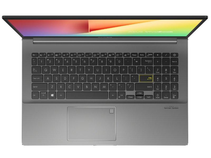 Asus VivoBook S15 S533FL (S533FL-BQ030) Lázadó fekete