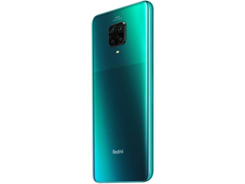 Xiaomi Redmi Note 9 Pro Dual-Sim 64GB (MZB9443EU) Trópusi zöld
