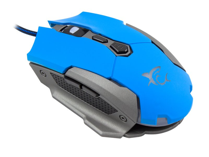White Shark CHEROKEE Gamer egér + egérpad + billentyűzet 3in1 combo (GC-3101)