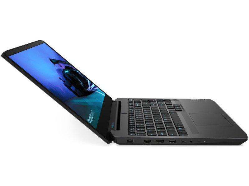 Lenovo IdeaPad Gaming 3 15IMH05 (81Y4008AHV) Fekete