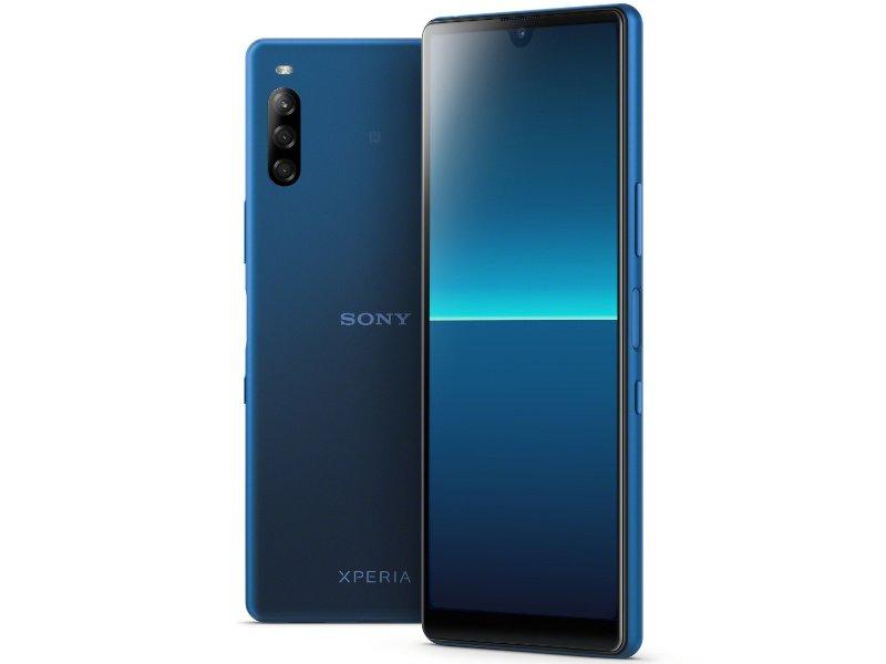 Sony XPERIA L4 Dual-Sim (XQAD52M4L.EEAC) Kék