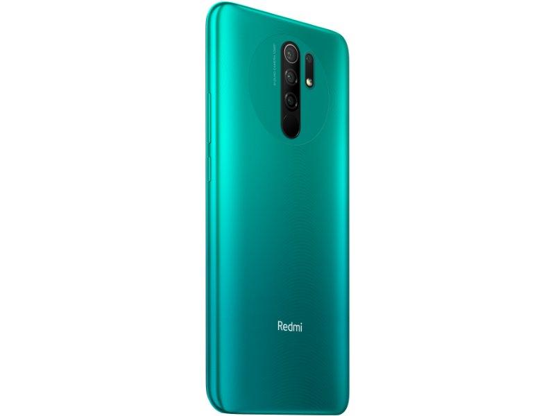 Xiaomi Redmi 9 Dual-Sim 64GB (MZB9701EU) Zöld